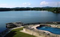 Overlook Weiss Lake Amenities